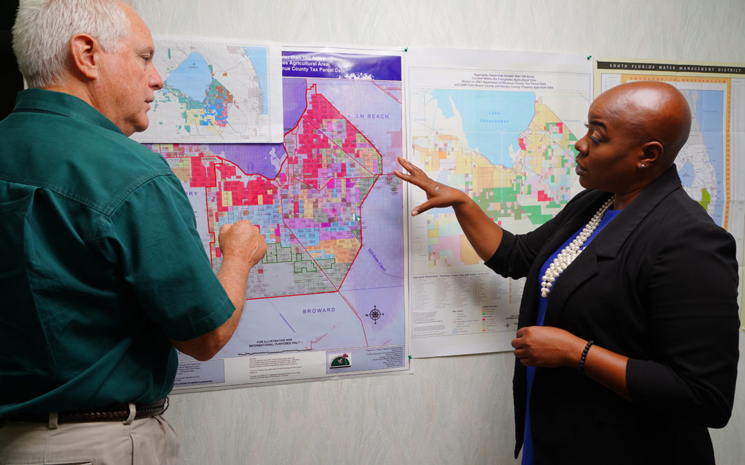 First Black Woman elected to Palm Beach Soil & Water Conservation District to be Sworn-in